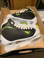 Graf Supra G4500 Ice Hockey Goalie Skates Size 8 Regular Width SR MCI NWB
