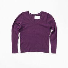 s.Oliver Damen-Pullover & -Strickware aus Baumwollmischung mit V-Ausschnitt