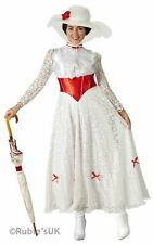 Rubie's Official Mary Poppins Jolly Holiday Ladies Fancy Dress Disney Musical