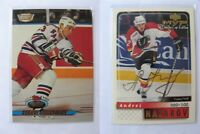 1993-94 Stadium Club #245 Nemchinov Sergei  member's only parallel  rangers