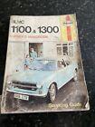 Haynes Owners Handbook/Servicing Guide. BLMC 1100 & 1300. All Models 1962-74