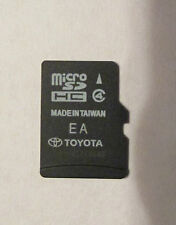 14 15 16 Toyota Camry Highlander Tundra Navigation Micro SD Card Map 86271-0E183