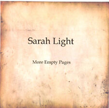 More Empty Pages by Sarah Light (Llafeht Publishing)
