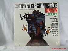 THE NEW CHRISTY MINSTRELS -(LP)- RAMBLIN'  FEATURING GREEN GREEN -COLUMBIA -1963