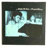 ANITA BAKER - Compositions 1991 Soul Vinyl LP Album EKT 72 VG+