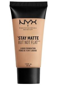NYX Stay Matte But Not Flat Liquid Foundation Soft 35ml Beige 05