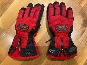 Kinder warme Winter Handschuhe Skihandschuhe Thermo -20 Grad Thinsulate