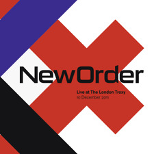New Order | Live at The London Troxy | 2 x CD | *NEW* Sealed | FREE P&P