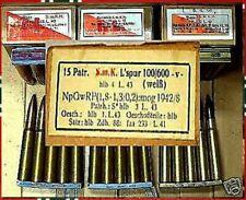 Libro Alemán Munición etiquetas de traducción, pistola conchas, Cartucho Manual en CD inglés de Estados Unidos