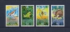 Liechtenstein   907-10 MNH, Wildlife 1989