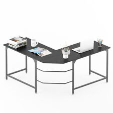 Home Office Computer Desk L Shaped Gaming Table Pc Laptop Writing Workstation Us