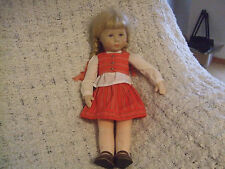 Käthe Kruse Puppe old Käthe Kruse doll august 1975 rar