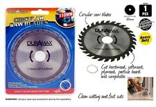 "Circular Saw Blade(110mm) 4-1/4""x 30 Teeth Hardwood Plywood Softwood Brand New"