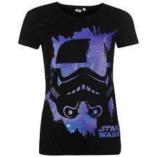 Crew Neck Disney Graphic T-Shirts for Women