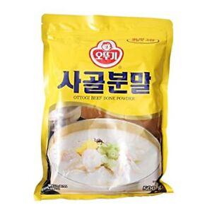 Ottogi beef bone powder 500g Korean Style Food Sagol powder 1.1lb 사골분말