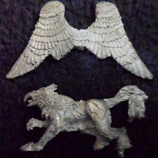 1987 C29 Monster Hippogriff Donjons & Dragons Citadel Warhammer Griffin Gryphon