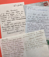 Edouard BOURDET - Trois lettres autographes signées