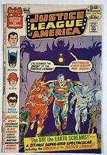 Dc Justice League of America 97 VF+(8.5) Origin JLA! Batman Superman Flash more!
