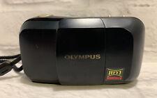 Genuine Olympus mju Panorama 35mm F/3.5 Point Shoot Film Camera USA Seller EUC