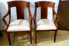 Pair of Baker Furniture Chairs