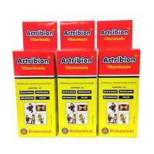 3 ARTRIBION VITAMINADO 3 DISPLAY 20 Packs x 4 Pills each...