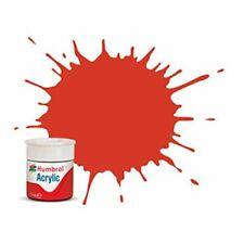 Humbrol Acrylic, Signal Red