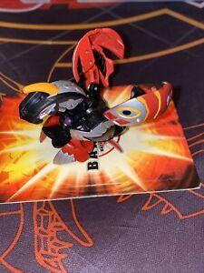 Bakugan Battle Brawlers Pyrus Helios Mk II Japanese Exclusive