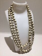 Vintage bohemian seed pod necklace flapper Boho Ethnic Style Natural Jewellery