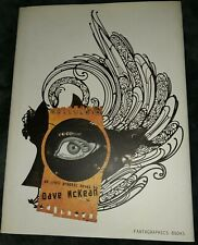Celluloid Hc an Erotic Graphic Novel by Dave McKean (adult content)