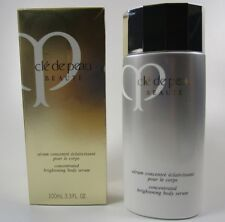Cle De Peau Concentrated Brightening Body Serum 100ml / 3.3 oz New In Box