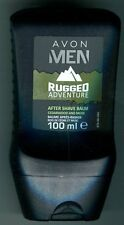 (100ml=9,50€) Avon - For Men - Rugged Adventure Aftershave-Balsam