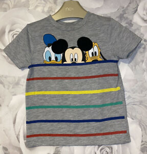 Boys Age 12-18 Months - Mickey Mouse T Shirt