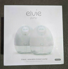 Elvie Double Electric Wearable Breast Pump - New In Box - Free Shipping !