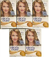 Clairol Nice n Easy Natural Medium Ash Blonde 8A / 106 Hair Color Lot of 5