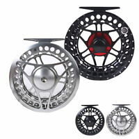 Maxcatch Fly Fishing Reel 2/3/5/6/7/9/11wt CNC Machined Aluminum Fly Reel & Bag