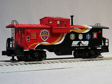 LIONEL NS FIRST RESPONDERS ILLUMINATED CABOOSE 84495 O GAUGE train 6-84490-C NEW