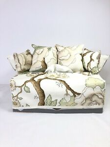Tissue Cover Sofa Couch Kleenex Box Cover Floral Print