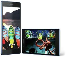 "Lenovo Tab3 Essential Tablet - 7"", 8GB, Black and Blue *EUROPEAN PLUG*"