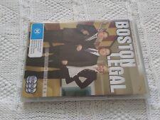Boston Legal : Season 3 (DVD, 6-Disc Set) R-4, VERY GOOD, FREE POST IN AUSTRALIA
