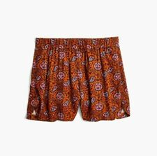 Madewell Pull-on Drapey Medallion Shorts Size XL
