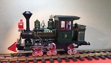 LGB 23130 Olomana Steam Locomotive DC/DCC Soundtraxx Sound - Brand New