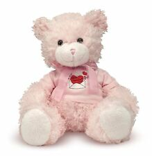 Melisa and Doug Happy Valentine's Day Girl Bear 22''- Pink