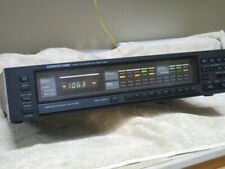 Onkyo Integra T-9090 Fm Tuner w/ Instruction Manual. Exceptional condition!