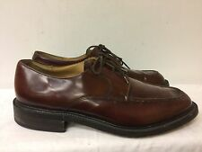 BARKER  MEN DRESS SHOES BROWN  MADE IN ENGLAND SIZE US 10.5