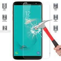 Tempered Glass Film Screen Protector for Samsung Galaxy J6 2018 Mobile Phone
