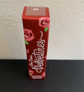 LIME CRIME Velvetines Liquid Matte Lipstick GIGI Full Size New In Box