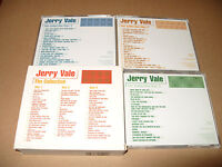 Jerry Vale The Collection The 2004) 3 cd box set 60 track cds Ex+Condition  (F6)