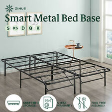 Zinus Folding Bed Frame KING SINGLE DOUBLE QUEEN Size Mattress Base Platform