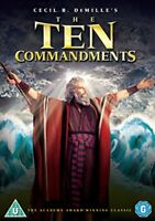 The Ten Commandments [DVD] [1956][Region 2]