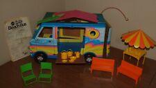 Vintage 1971 Barbie Beach Bus Camper 100% Complete & Wonderful!